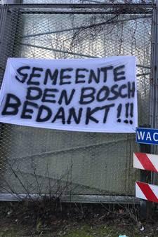 Protest tegen afsluiting spoorweg Orthen: 'We worden opgesloten in onze eigen wijk'