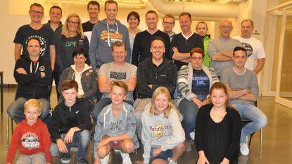 MTB Roest'n is heel blij met veertig nieuwe leden