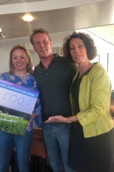 Golftoernooi levert 33.500 euro op voor Ronald McDonald Huis Zwolle