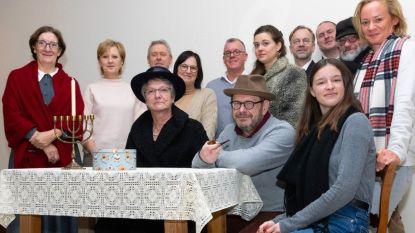 Rederijkerskamers Knesselare speelt psychologische thriller: 'Eer de haan kraait'