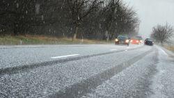 Opgelet vannacht: KMI waarschuwt voor gevaarlijk gladde wegen