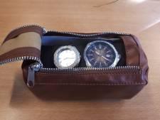 Politie zoekt eigenaren van gevonden horloges in Baarn
