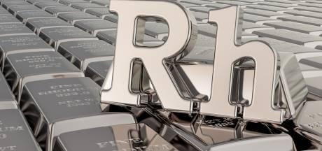 Le rhodium, ce métal peu connu devenu le plus cher du monde
