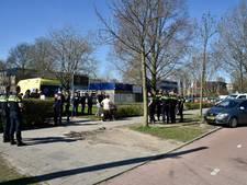 Vechtpartij op straat bij Maarten van Rossem College in Arnhem
