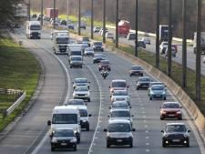 Circulation difficile sur les routes à cause du verglas, la E42 fermée après un accident à Couthuin