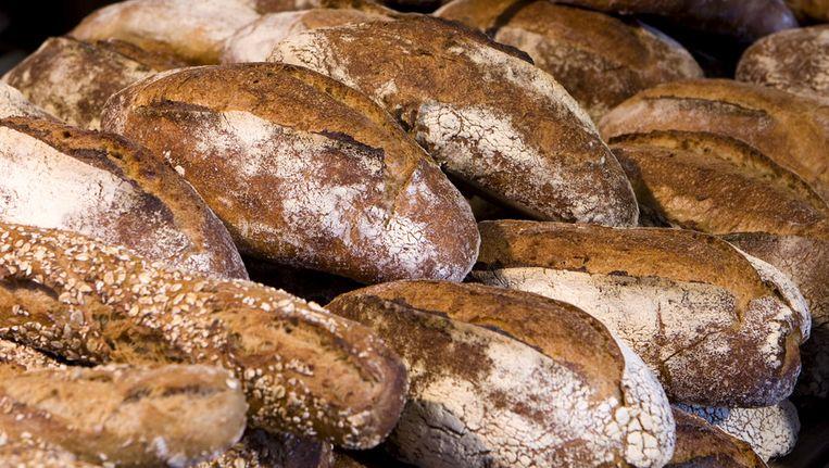 Volkoren brood, gezond? Beeld ANP