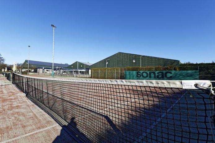 Sportcomplex De Braken in Boxtel doet vrijdag even dienst als moskee.