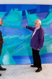 Kunstenaar Ido Vunderink: 'Ik ben pas twee jaar blij met wat ik kan'