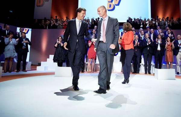 Hoe de **VVD** steeds opnieuw de grenzen van het populisme verkent