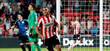 PSV rekent na rust af met Apollon, groepsfase Europa League erg dichtbij