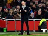 Ten Hag tevreden over dominant Ajax