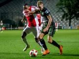 RKC verliest tegen tien man van Jong Ajax