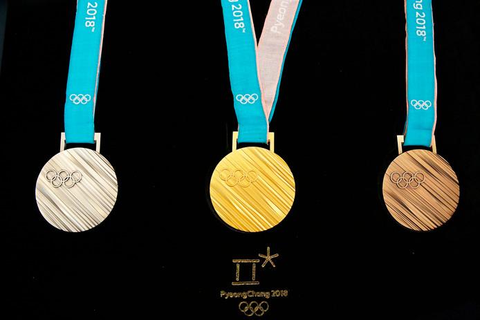 olympische medaille 2019