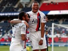 PSG scoort in 120 minuten zeven keer tegen Waasland-Beveren, weer uur speeltijd voor Bakker