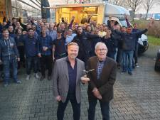 Uitverkiezing Gelders familiebedrijf van het jaar 'kers op de taart' voor DKC