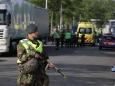 Reserviste zwaargewond na aanrijding tijdens legeroefening in Meppel