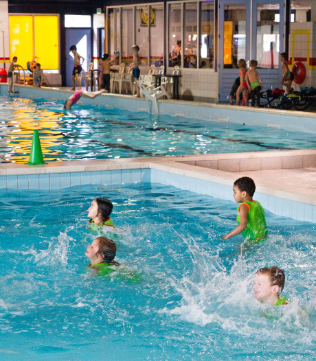 Besluit over zwembad Geldrop weer uitgesteld