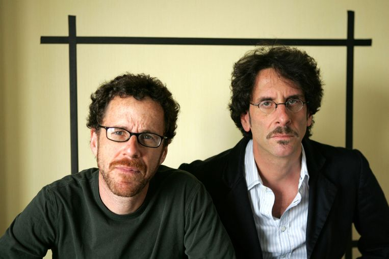 Ethan Coen en Joel Coen. Beeld ap
