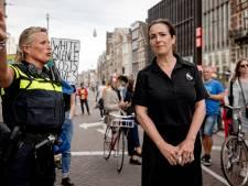 Opnieuw vragen aan Halsema vanwege demonstratie op de Dam
