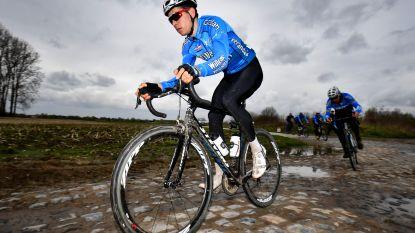 """Wout van Aert ambitieuzer dan hij lijkt voor Roubaix: """"Mijn mindset is hetzelfde als altijd"""""""