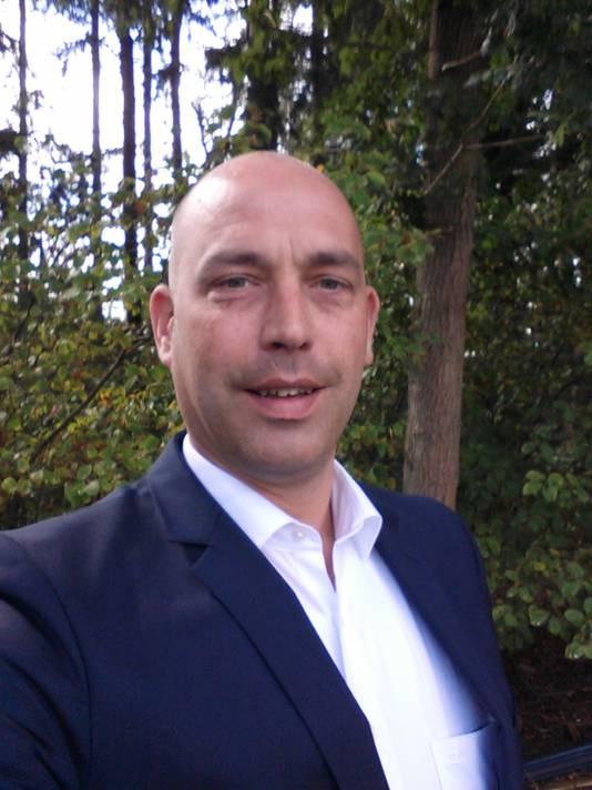 Wethouder Daan Russchen