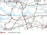 A16 tussen Klaverpolder en Zonzeel gaat dicht tussen 7 en 10 september richting Breda