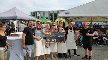 Beste barbecueteam van Vlaanderen verkozen