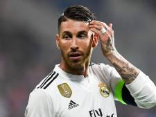 Sergio Ramos 'leert' van elleboog: 'Het was niet mijn bedoeling'