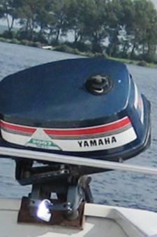 Speedboot en buitenboordmotoren gestolen vanuit Berghsediepsluis