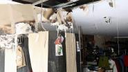 Tienduizenden euro's schade na brand in kledingwinkel