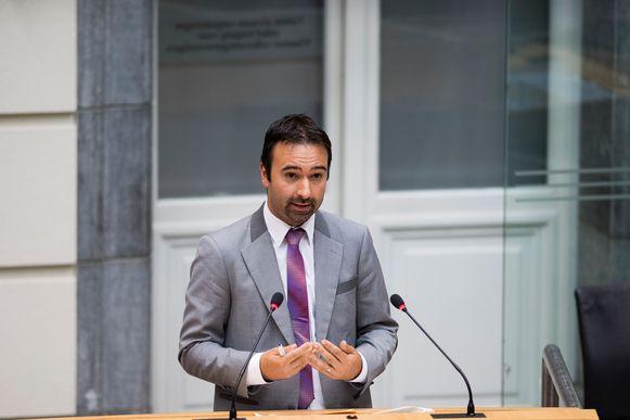 Koen Daniëls mag zijn mandaat in het Vlaams parlement verlengen.