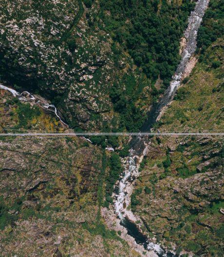 Avez-vous le coeur assez accroché pour traverser le plus long pont suspendu?