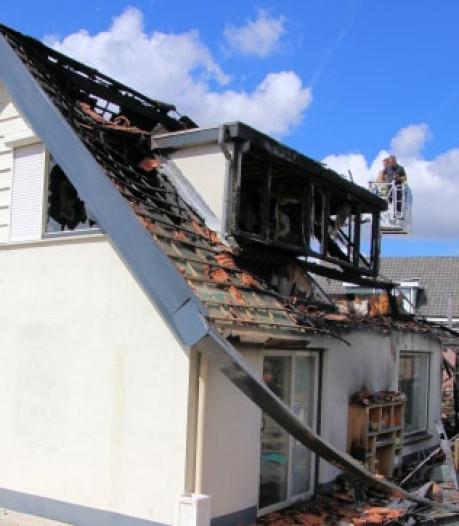 Aangestoken woningbrand in Kloetinge blijft mysterie