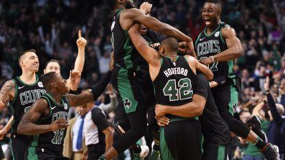 Boston wint op de buzzer dankzij Al Horford, Lakers verrassen Oklahoma City
