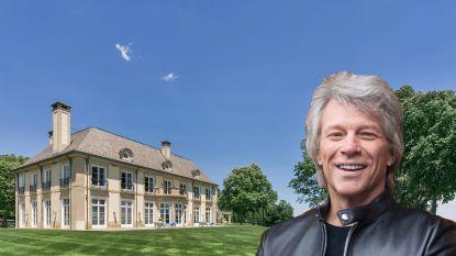 BINNENKIJKEN. Jon Bon Jovi verkoopt zijn 'Chateau Migraine'
