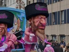 Le char caricaturant des juifs orthodoxes au carnaval d'Alost ne violait pas la loi