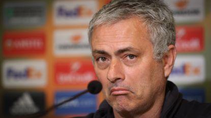 """Mourinho: """"Anderlecht mag verwachten dat we er hard tegenaan zullen gaan"""""""