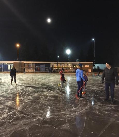Arnhemse ijsbanen zijn open; rondjes rijden op Cranevelt nog niet mogelijk