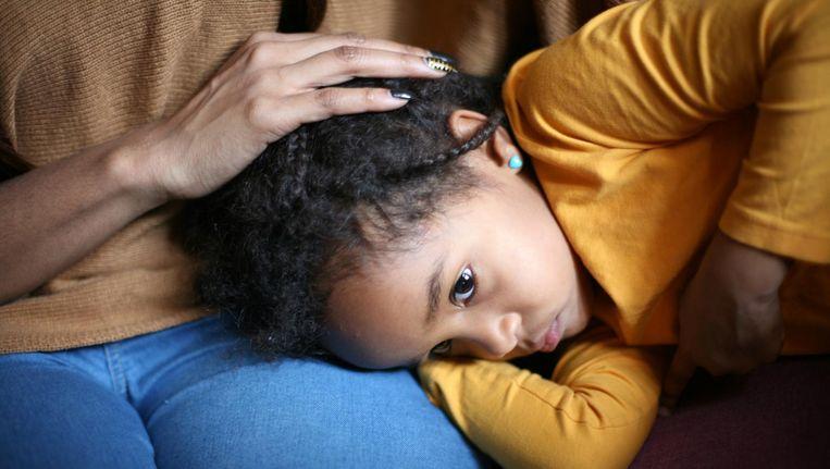 'Bij zieke kinderen kan de lust tot eten zelfs meerdere dagen geheel afwezig zijn.' Beeld thinkstock