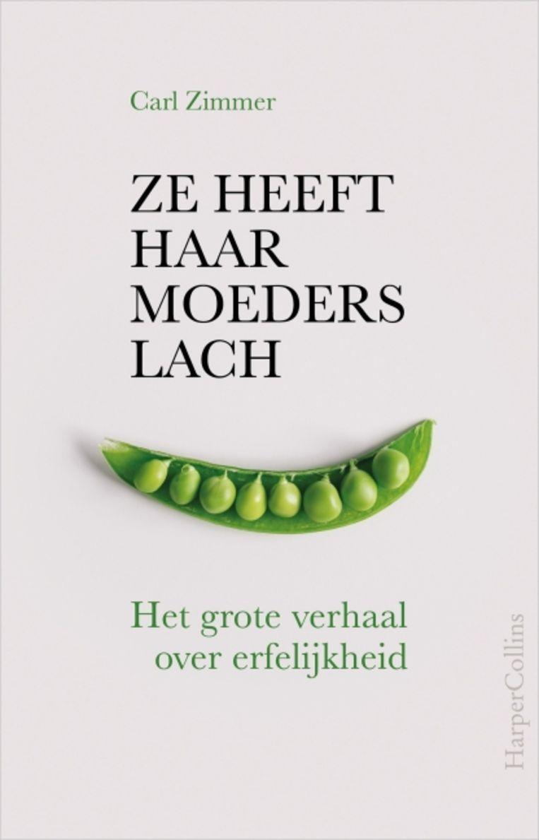 Carl Zimmer: Ze heeft haar moeders lach. HarperCollins; €24,99 Beeld