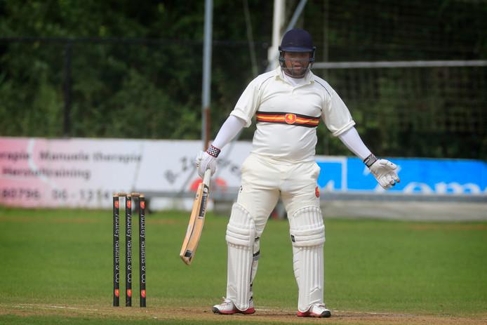Rotterdam - Cricket VOC - Hermes DVS - foto Cor Vos © 2016