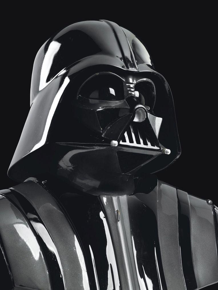 Darth Vader (het pak dat in 2010 is geveild bij Christie's) Beeld anp