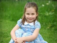 William en Kate delen foto's: week na prinsje Louis is prinses Charlotte aan de beurt