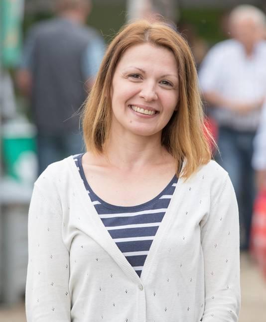 Biljana Kuzmanovska uit Macedonië