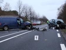Zwaargewonde bij ernstig ongeluk op Lippstadtsingel Uden