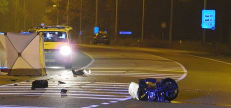 Motorrijder verongelukt in Maldegem