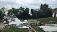 Limburg ruimt de ravage op na storm van dinsdagavond