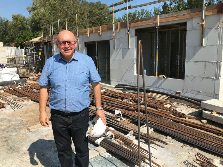 Stefaan Caesteker, directeur van Ruyskensveld.