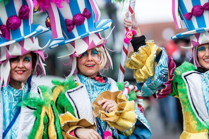2018: carnaval in Zeddam.
