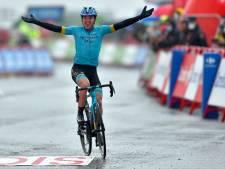 Astana verlengt contracten van drie Spaanse rittenkapers